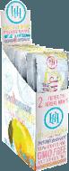 HH29 – High Hemp Hydro Lemonade Wraps (2pc Pk, 25pk Display)