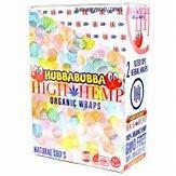 HH34 – High Hemp Hubba Bubba Wraps (2pc Pk, 25pk Display)