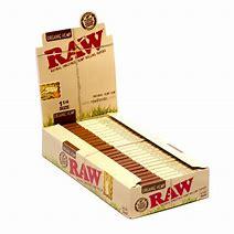 RW5 – Raw Organic Hemp Paper 1.25 (24ct.)