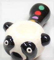 2327 – 4.75″ Panda Ceramic Hand Pipe