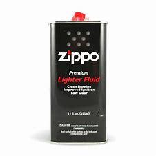 3165 – Zippo 12oz. Fluid (12ct.)