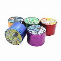 R15 – 4pt, 1″ Rick & Morty Colored Aluminum Grinder