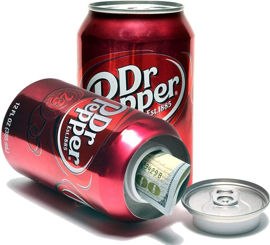 CAN6 – Dr. Pepper Storage Can