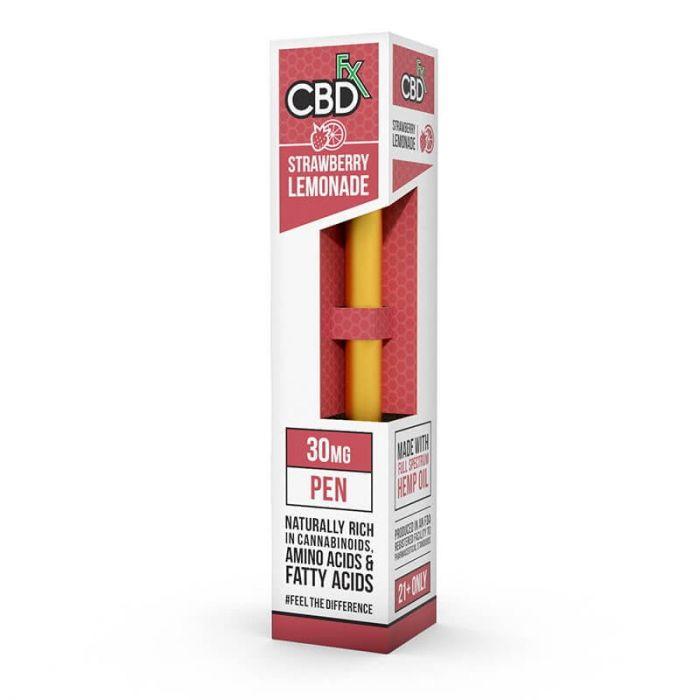 CB – (Strawberry Lemonade) 30mg CBD Disposable Vape Pen