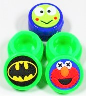 C78 – 5ml Character Silicone Wax Container